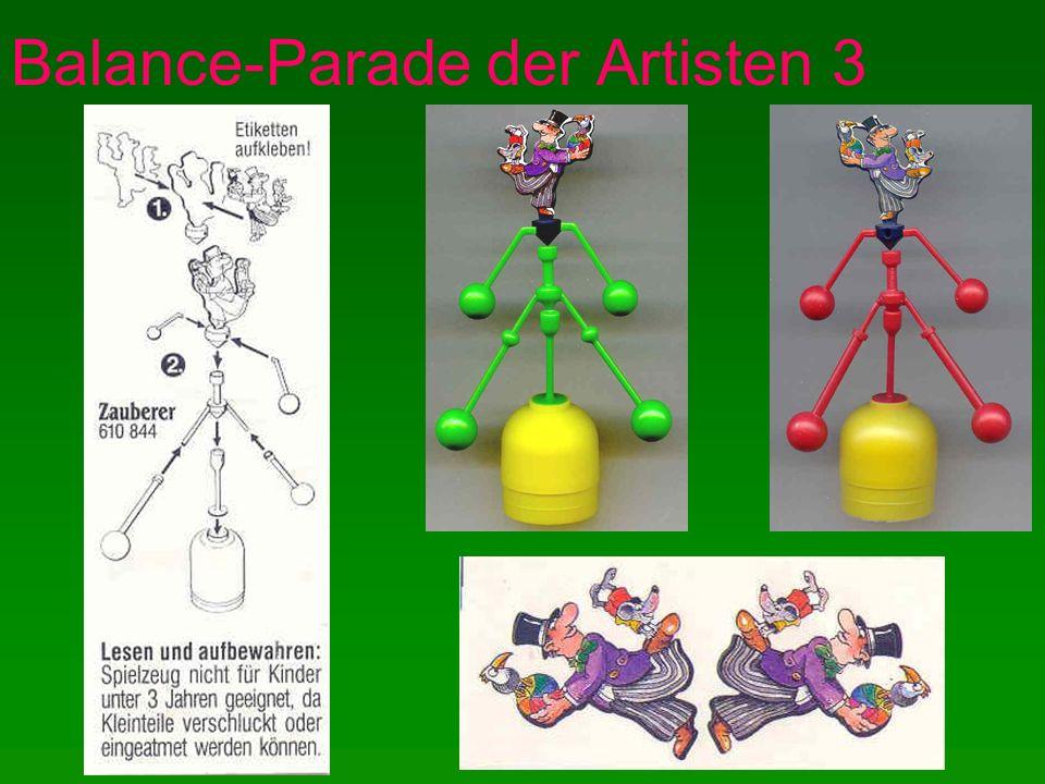 Balance-Parade der Artisten 3