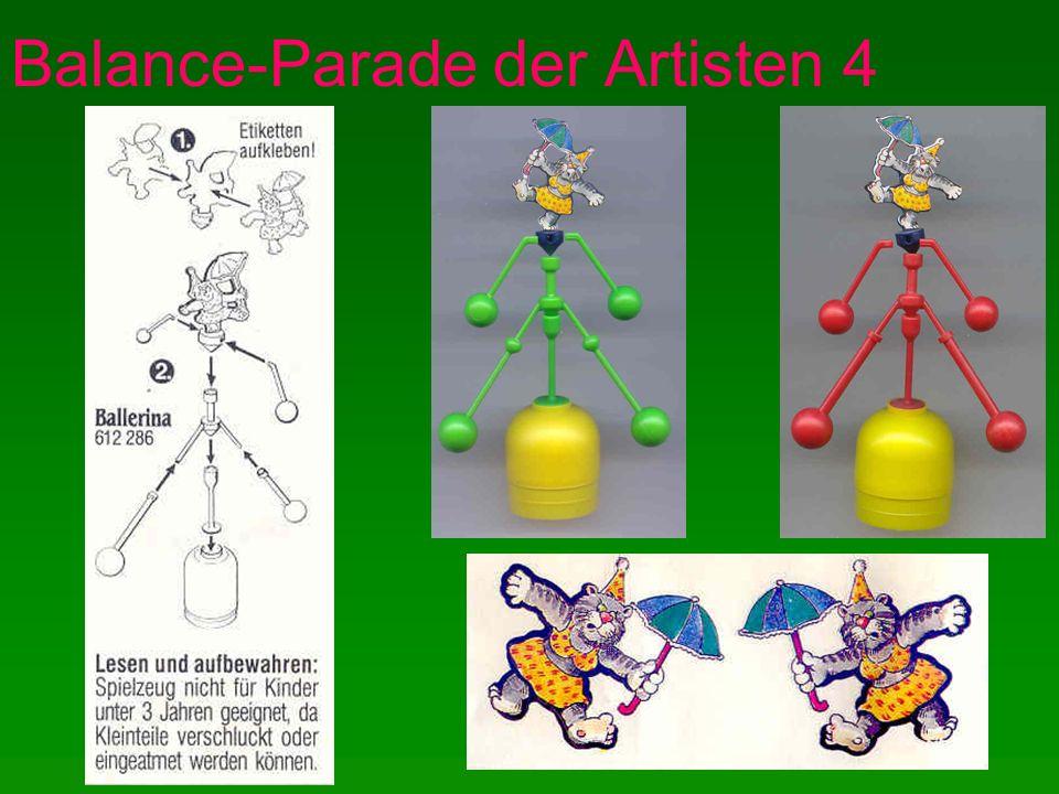 Balance-Parade der Artisten 4