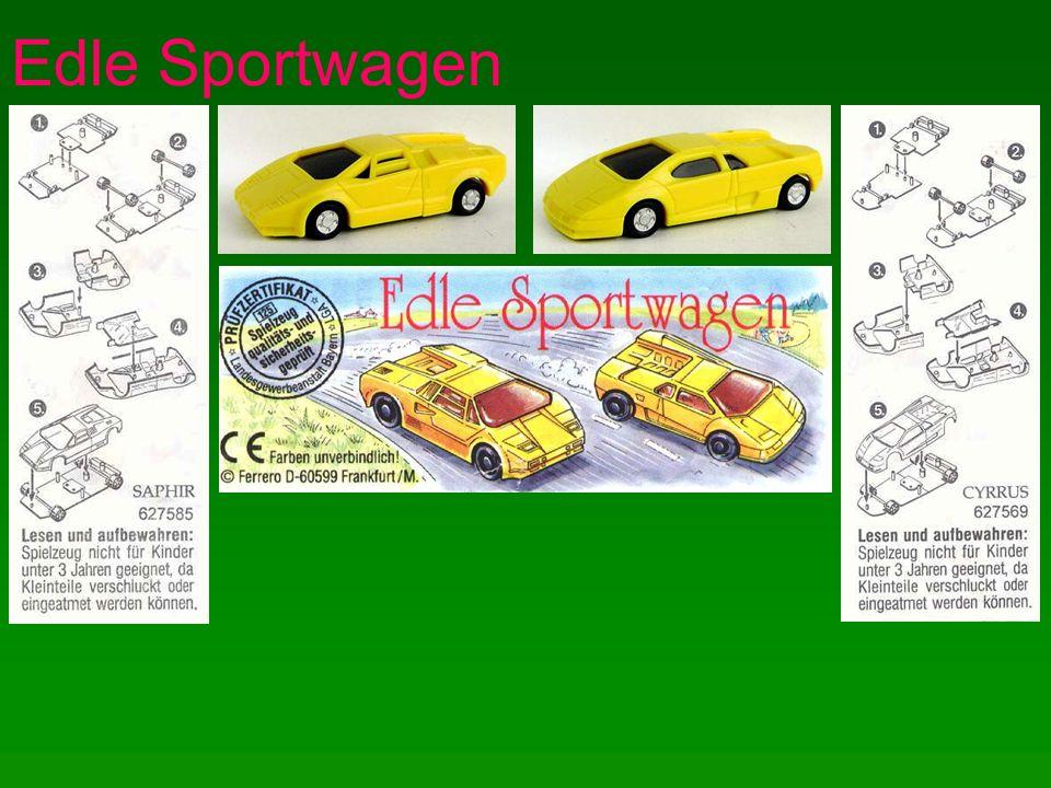 Edle Sportwagen