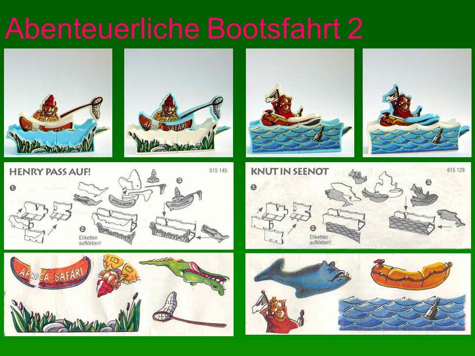 Abenteuerliche Bootsfahrt 2