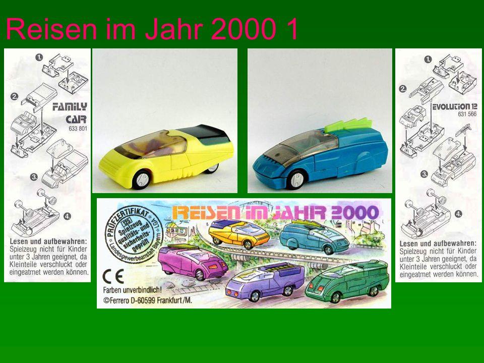 Reisen im Jahr 2000 1