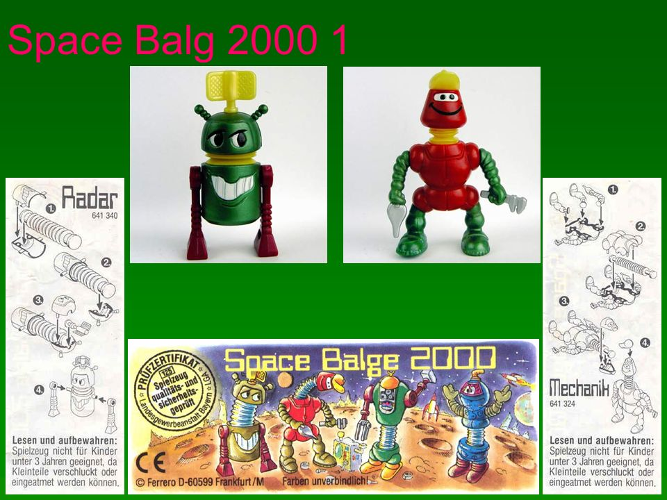 Space Balg 2000 1