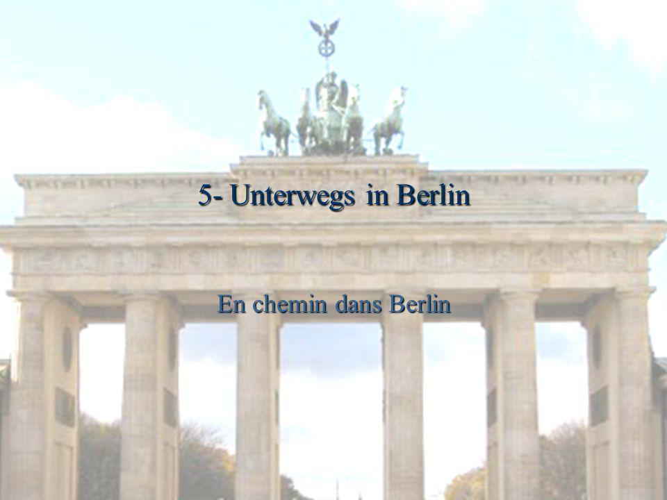 18 5- Unterwegs in Berlin En chemin dans Berlin