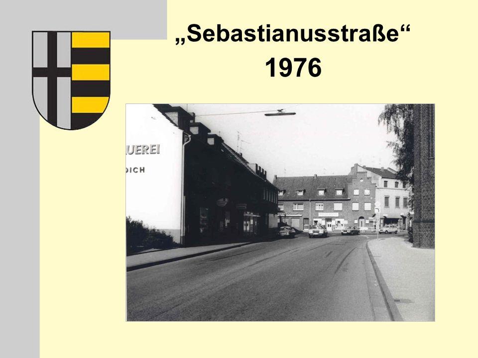 Sebastianusstraße 1976