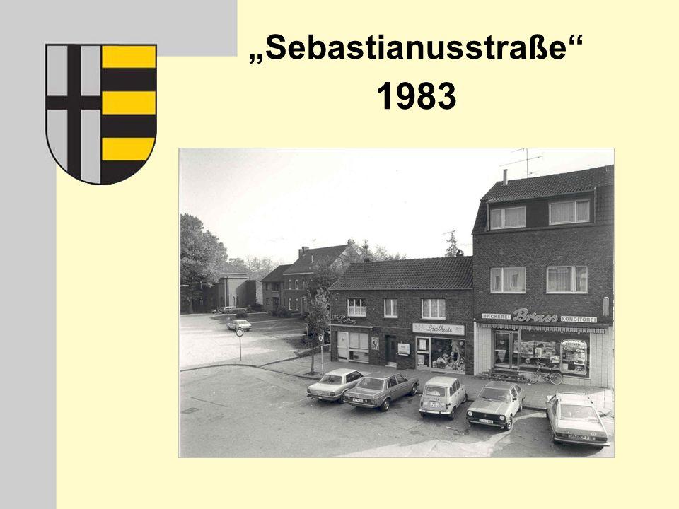 Sebastianusstraße 1983
