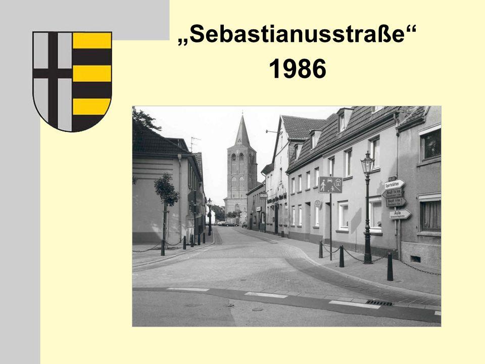 Sebastianusstraße 1986