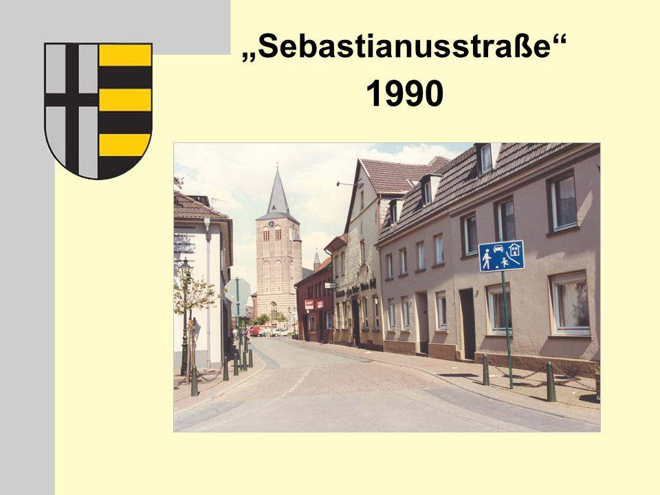 Sebastianusstraße 1990