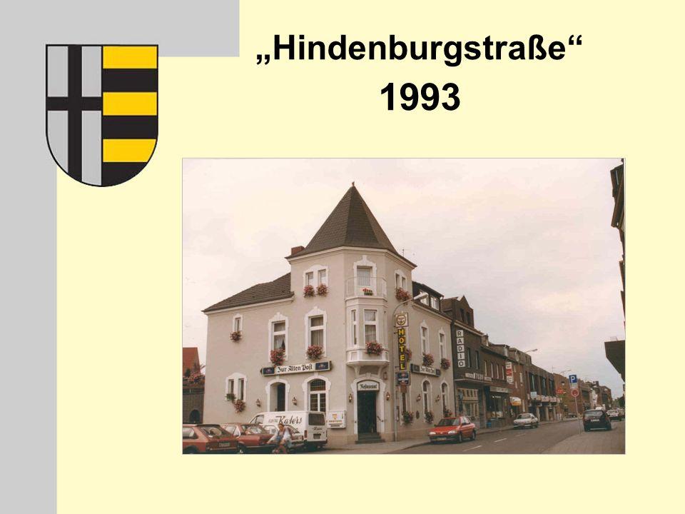 Hindenburgstraße 1993