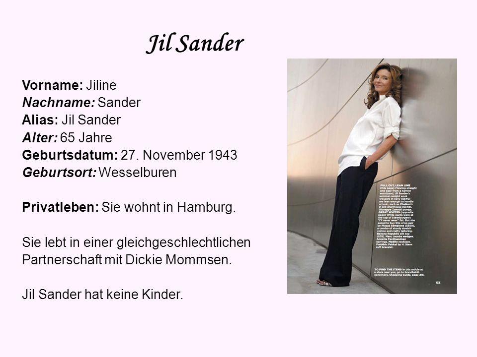 Karl Lagerfeld Vorname: Karl Nachname: Lagerfeld Alter: 75 Geburtsdatum: 10. September 1933 Geburtsort: Hamburg Privatleben: Zur Zeit lebt er in Paris