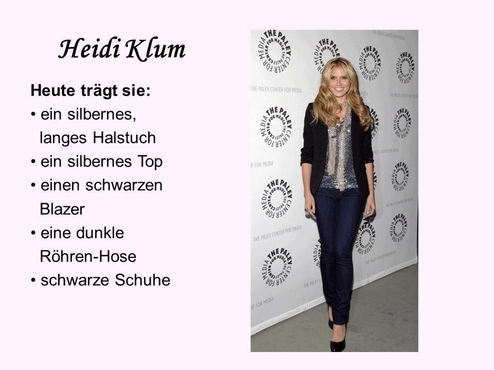 Heidi Klum Vorname: Heidi Nachname: Klum Geburtsdatum: 1. Juni 1973 Sternzeichen: Zwillinge Geburtsort: Bergisch-Gladhach Haarfarbe: hellbraun Augenfa