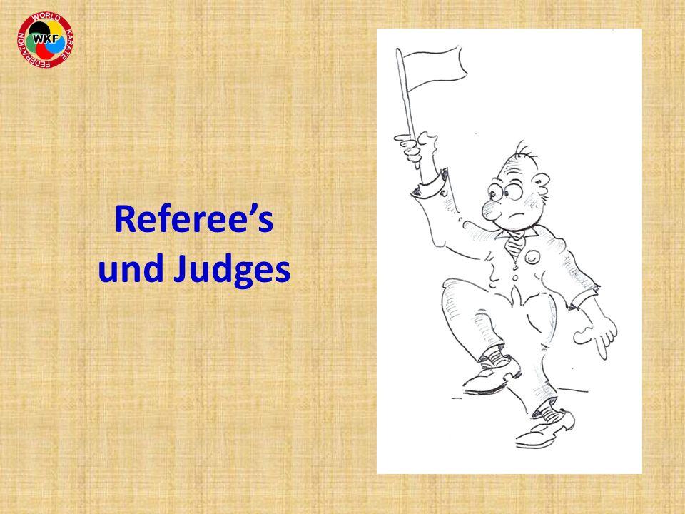 Referees und Judges