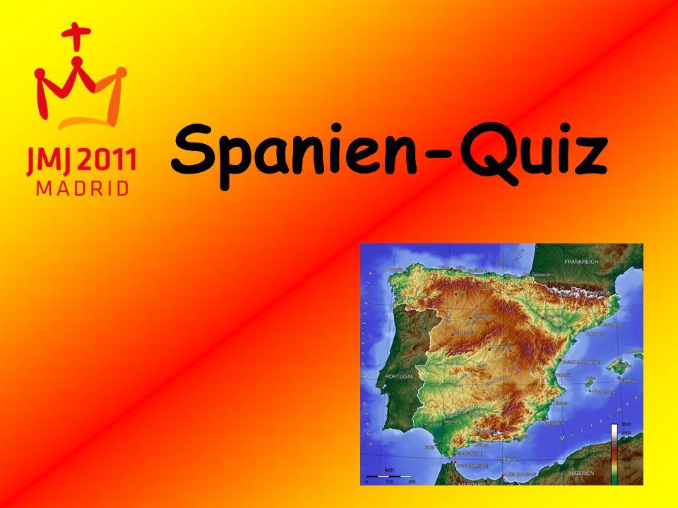 11. Welches Land hat die meisten Katholiken? a) Deutschland b) Italien c) Spanien
