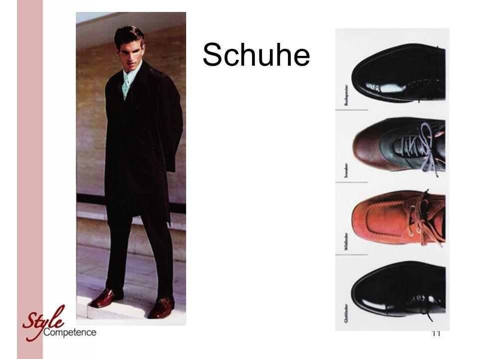 11 Schuhe