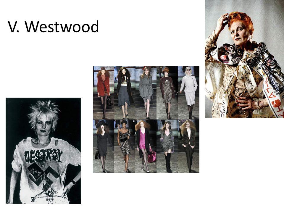 V. Westwood