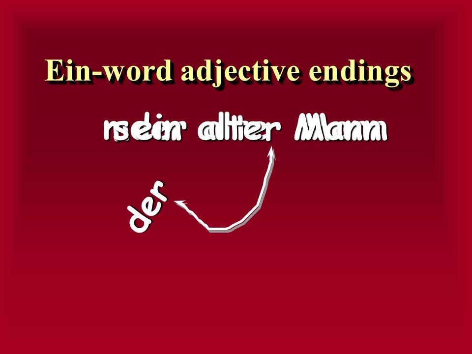 RESERESENESENESEMRMNMRMNSRSRSRSR eee ee enenenenen en enen en enen Der-word adjective endings