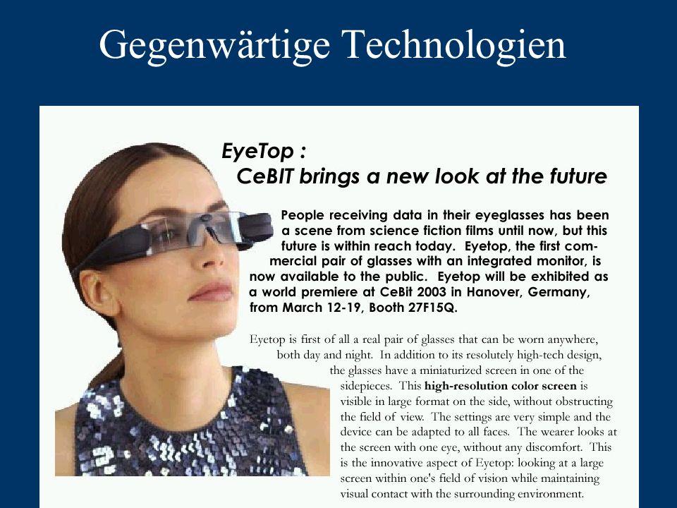 H.Maurer 200411 Gegenwärtige Technologien