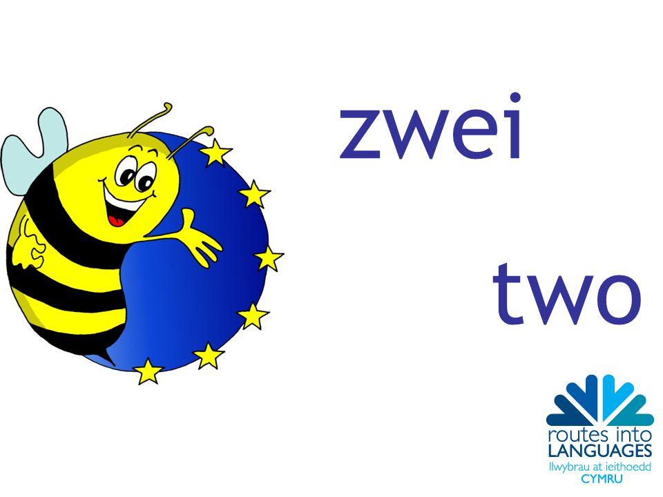 zwei two