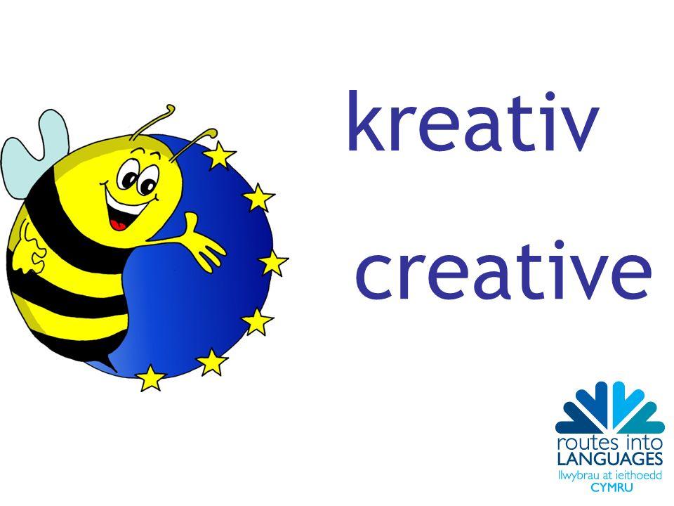 kreativ creative