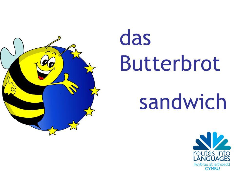 das Butterbrot sandwich