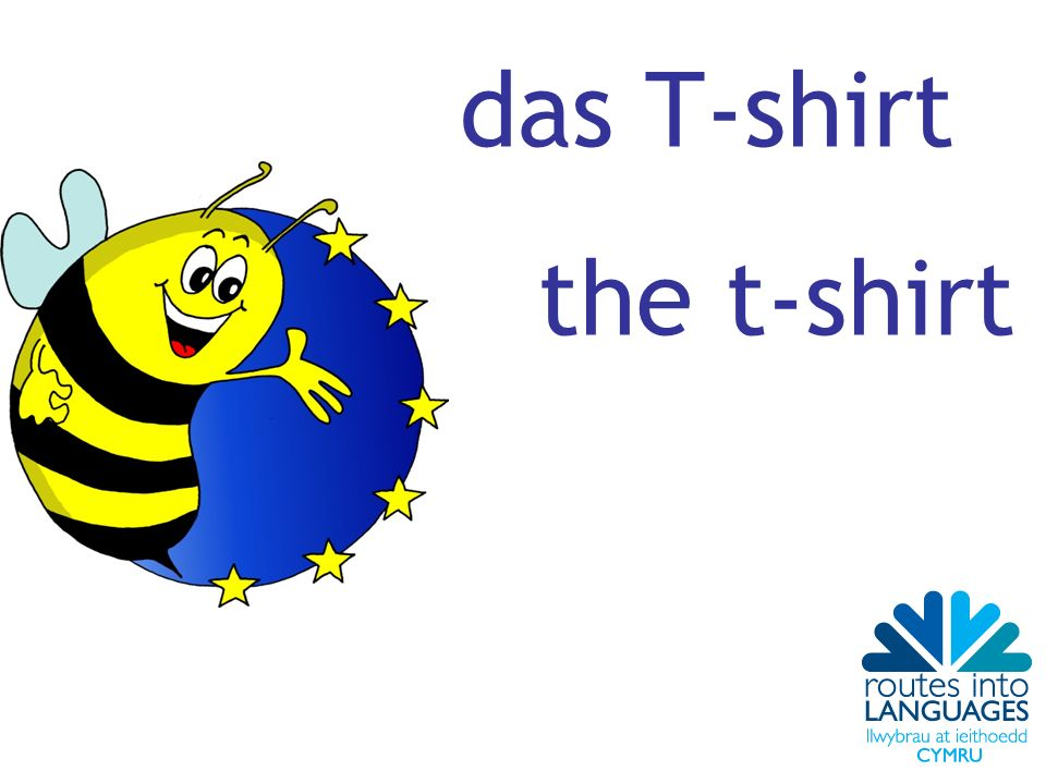 das T-shirt the t-shirt