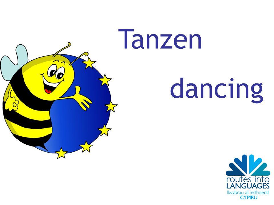 Tanzen dancing
