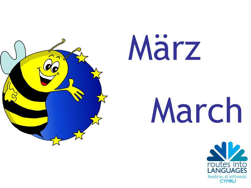 März March