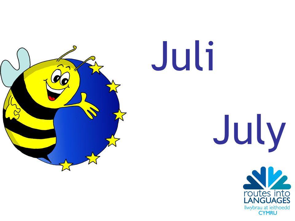 Juli July
