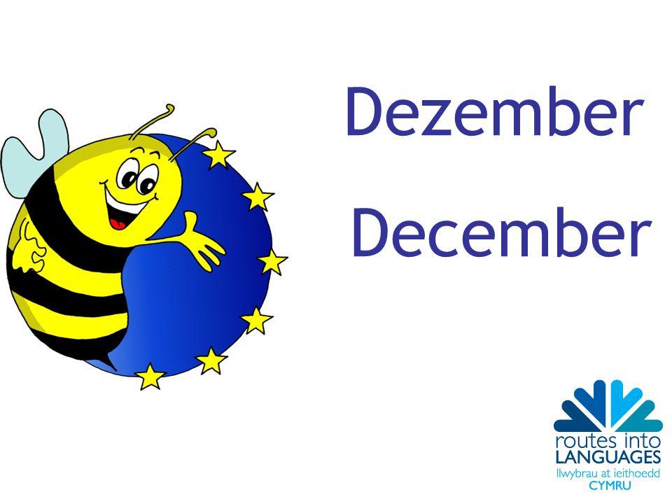 Dezember December