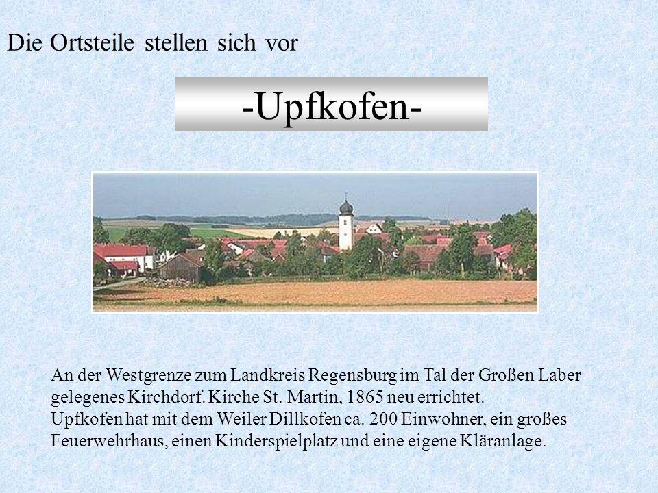 -Oberellenbach- Ruhiges, im Ellenbachtal gelegenes Dorf, rund um das ehemalige Schloss erbaut, mit vielen landwirtschaftlichen Betrieben. Kirche Kreuz