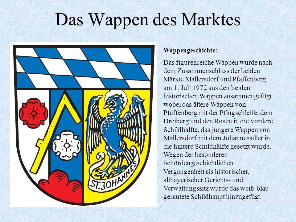 Grüß Gott in Der sympathische Markt im Tal der kleinen Laber www.mallersdorf-pfaffenberg.de