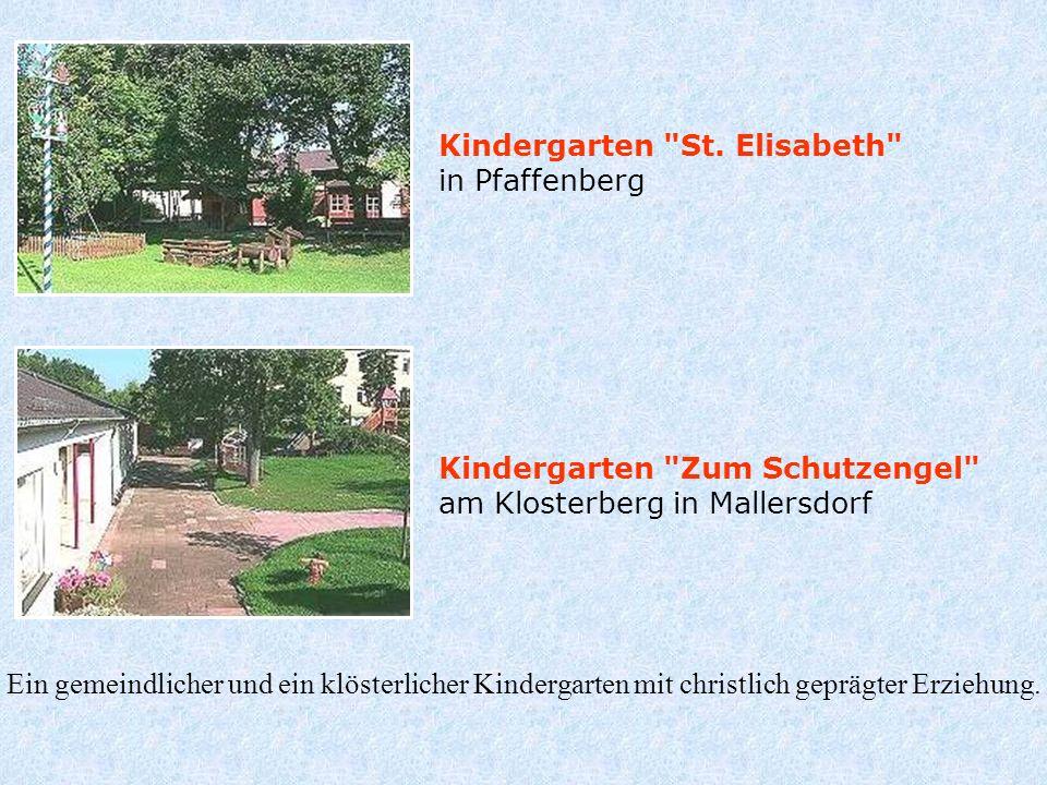 Das Standesamt im ehemaligen Rathaus in Mallersdorf