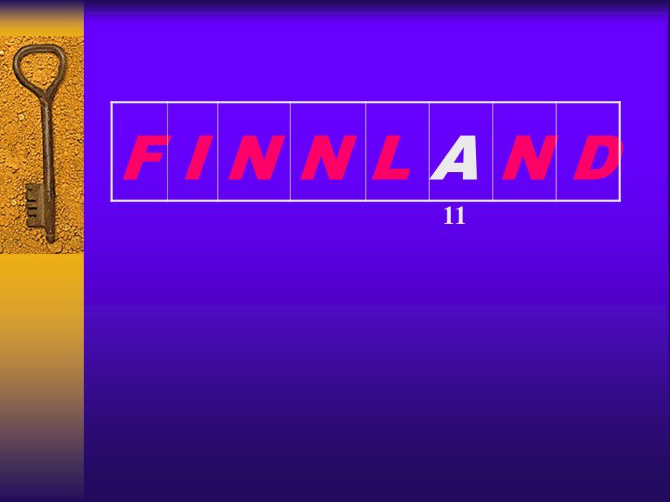 F I N N L A N D 11