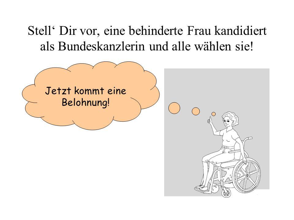 Frage an Dich: Welche Wünsche hast Du an Deinen Behindertensport.