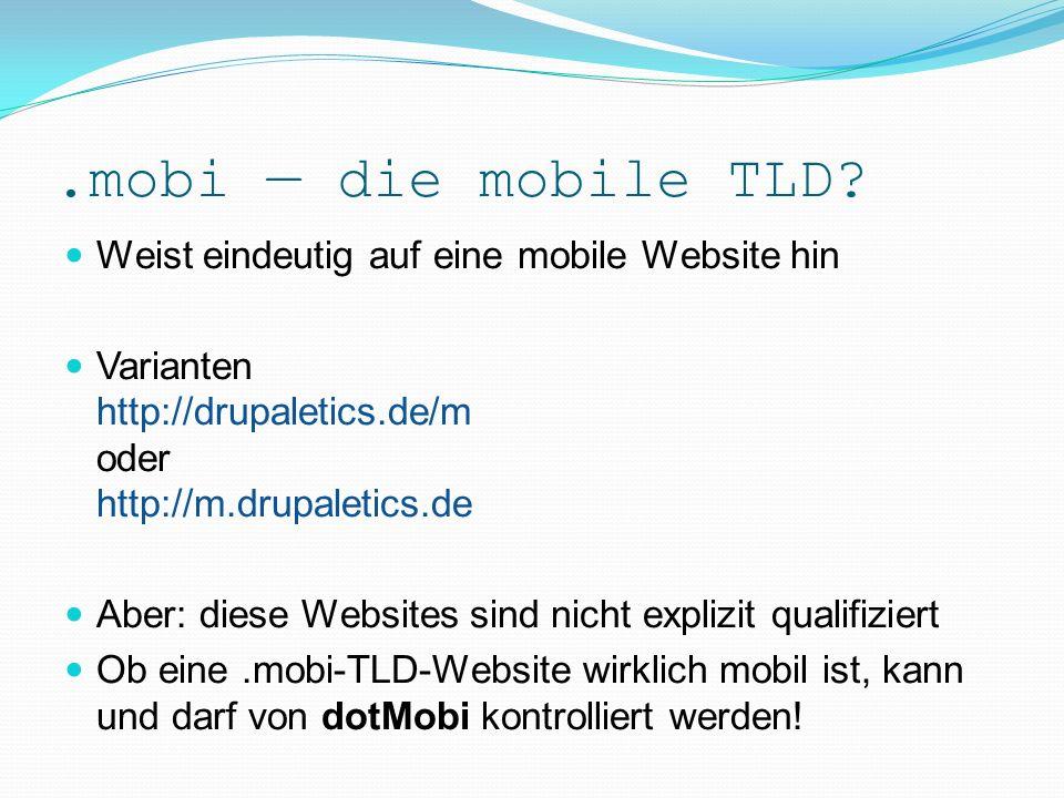 Attribute für Mobiles (2).