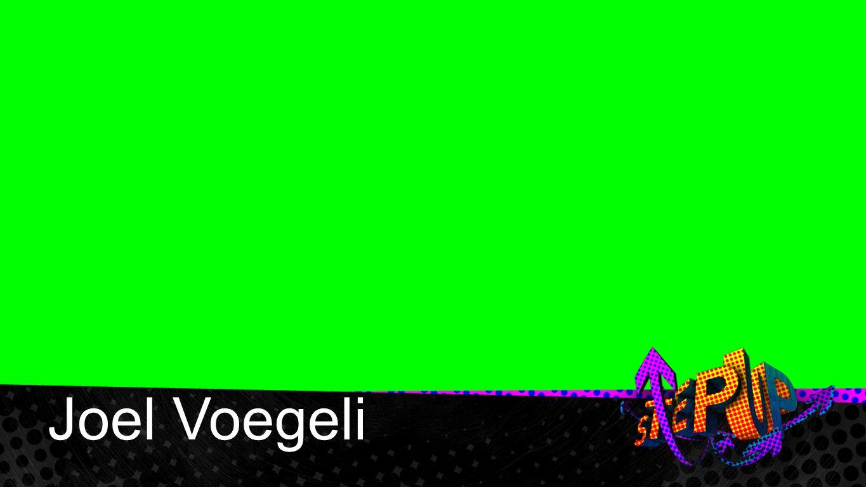 Joël Vögeli Joel Voegeli