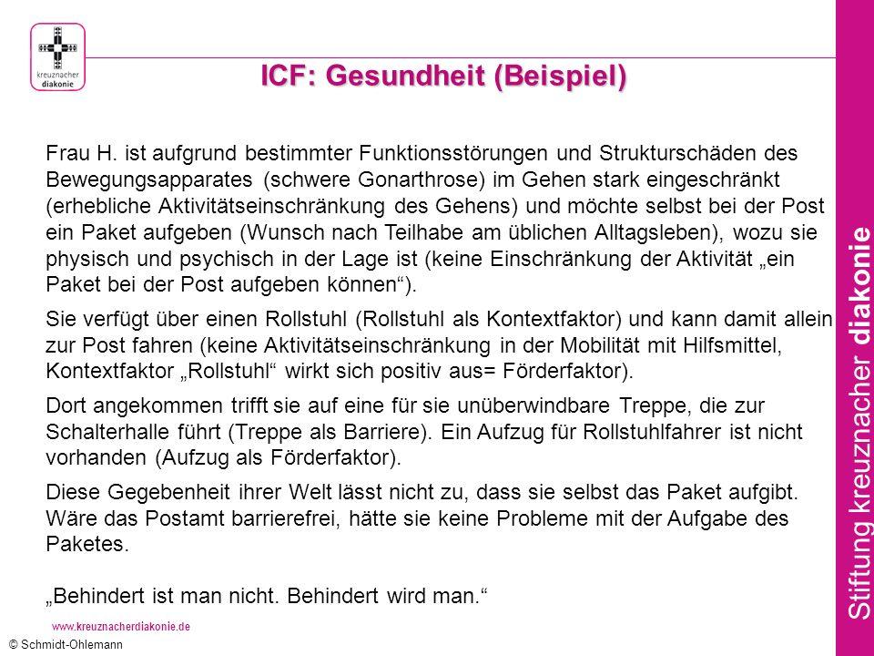 www.kreuznacherdiakonie.de Stiftung kreuznacher diakonie Frau H.