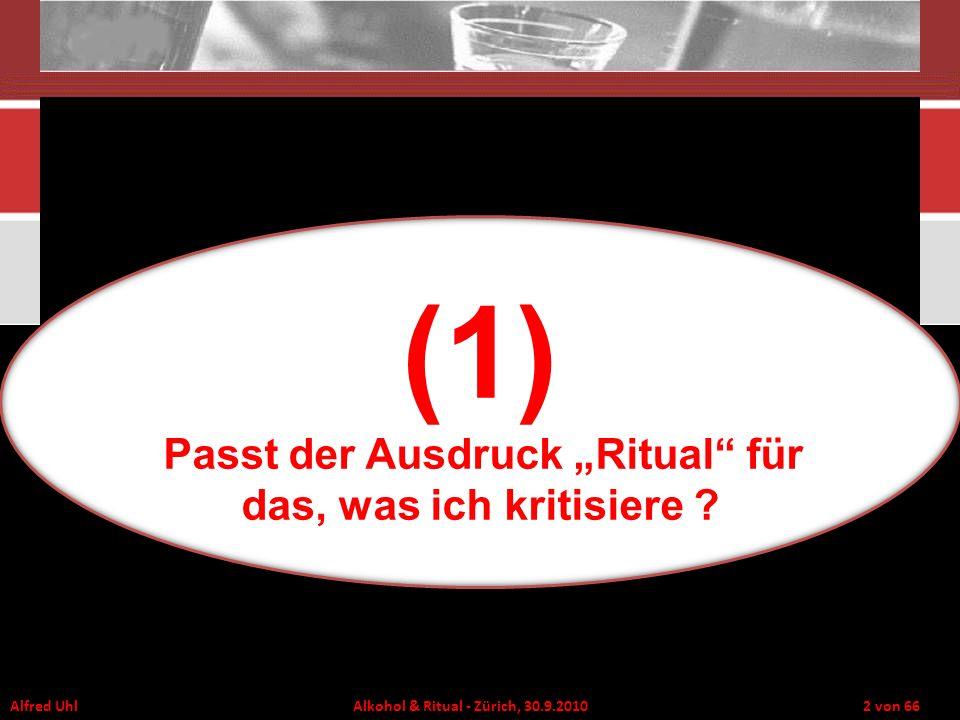 Alfred Uhl Alkohol & Ritual - Zürich, 30.9.2010 63 von 66 Lakatos, I.