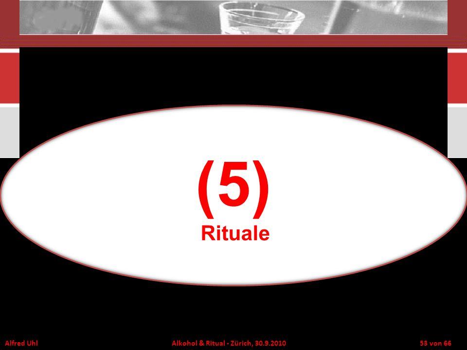 Alfred Uhl Alkohol & Ritual - Zürich, 30.9.2010 53 von 66 (5) Rituale