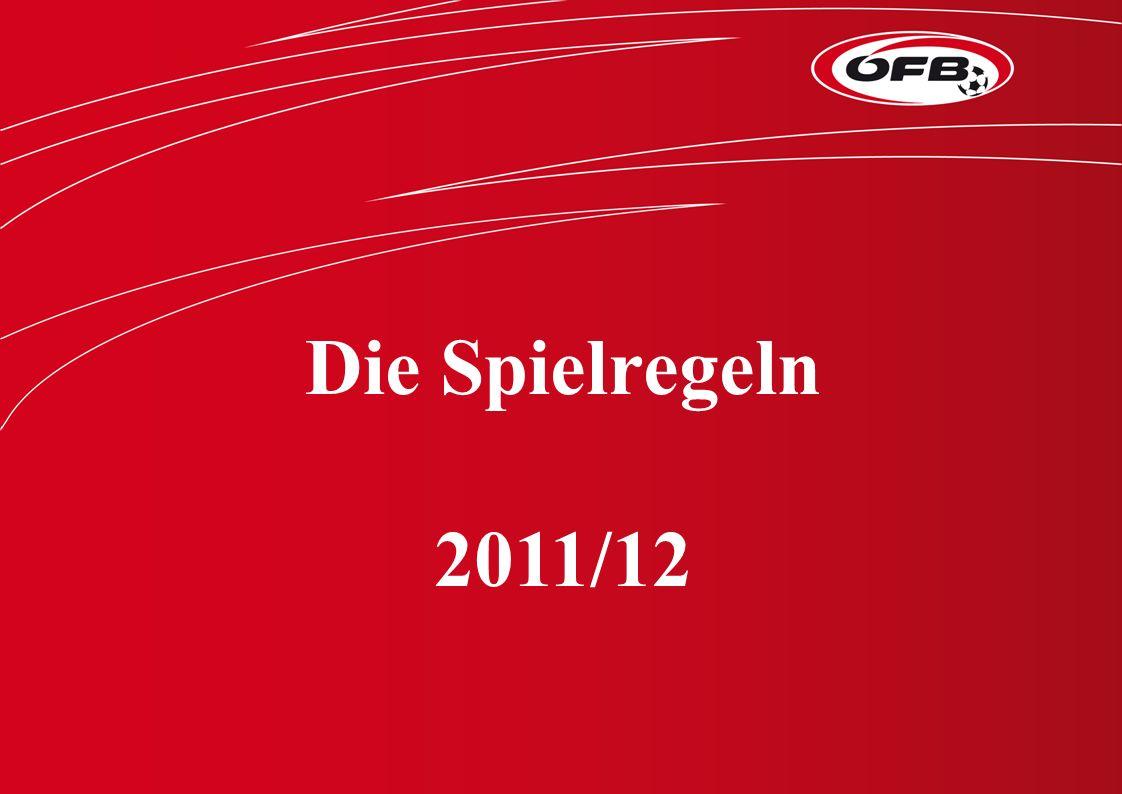 Die Spielregeln 2011/12