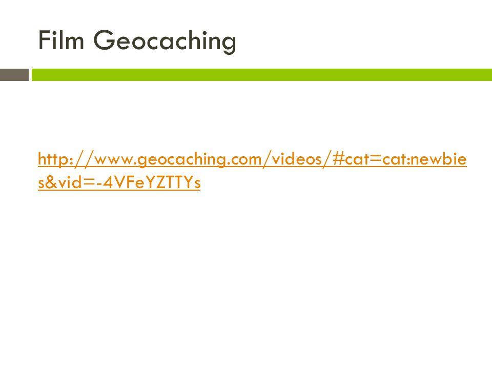 Geocaching Outdoor Schatzsuche Stammt von Letterboxing ab – 1854 Geocaching.com seit 2001 1.9 Millionen Geocaches Weltweit Verschiedene Schwierigkeitsgrade
