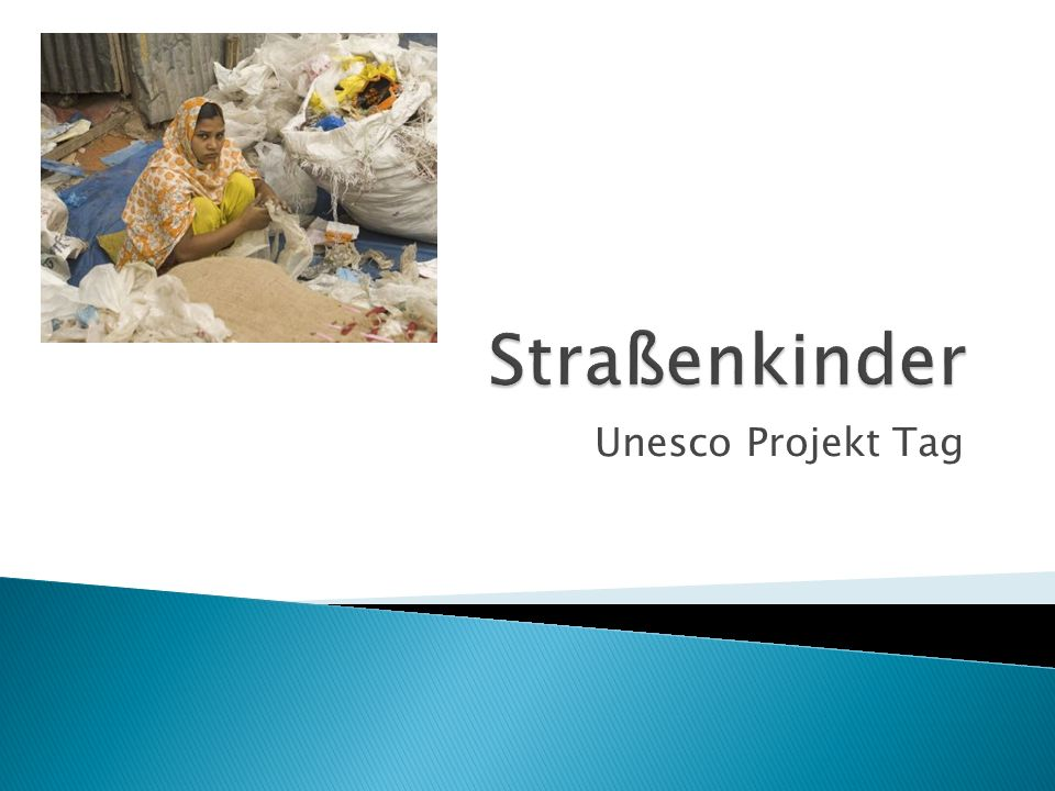 Unesco Projekt Tag