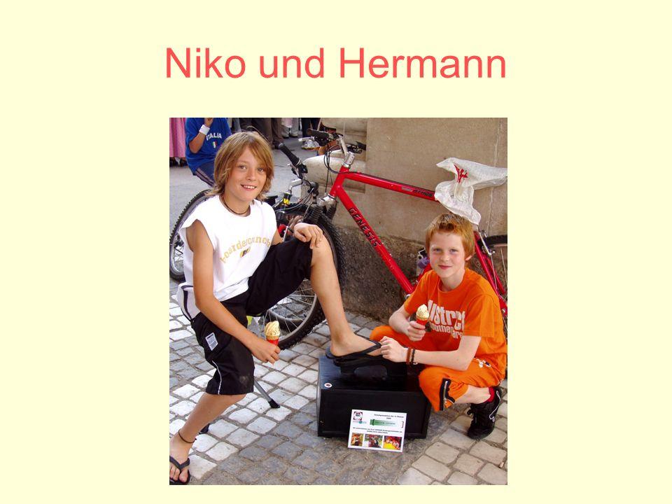 Niko und Hermann