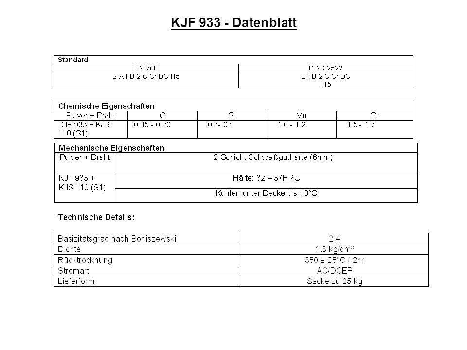 KJF 933 - Datenblatt