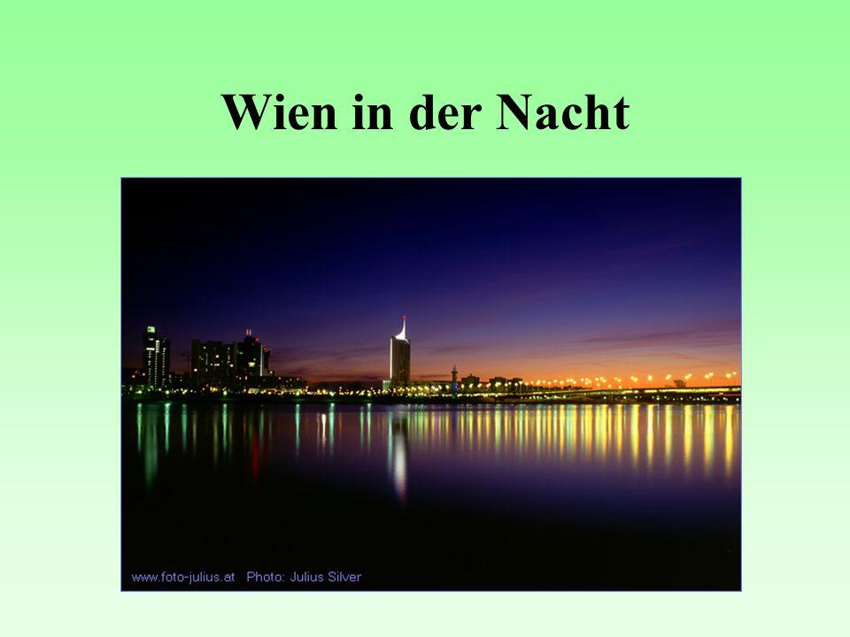 Wien in der Nacht