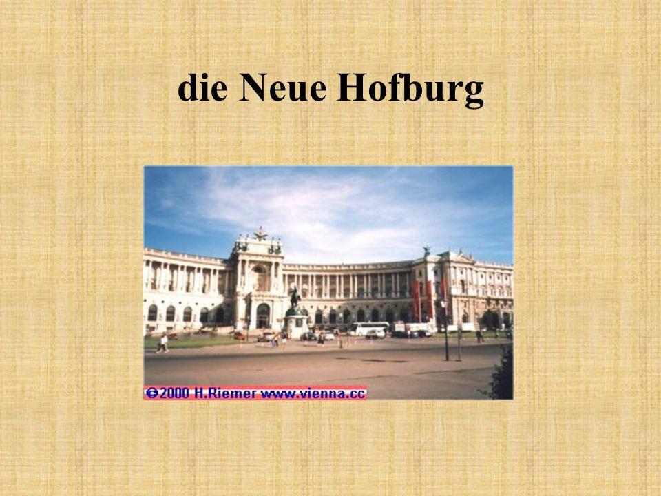die Neue Hofburg