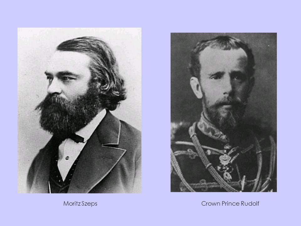 Moritz SzepsCrown Prince Rudolf