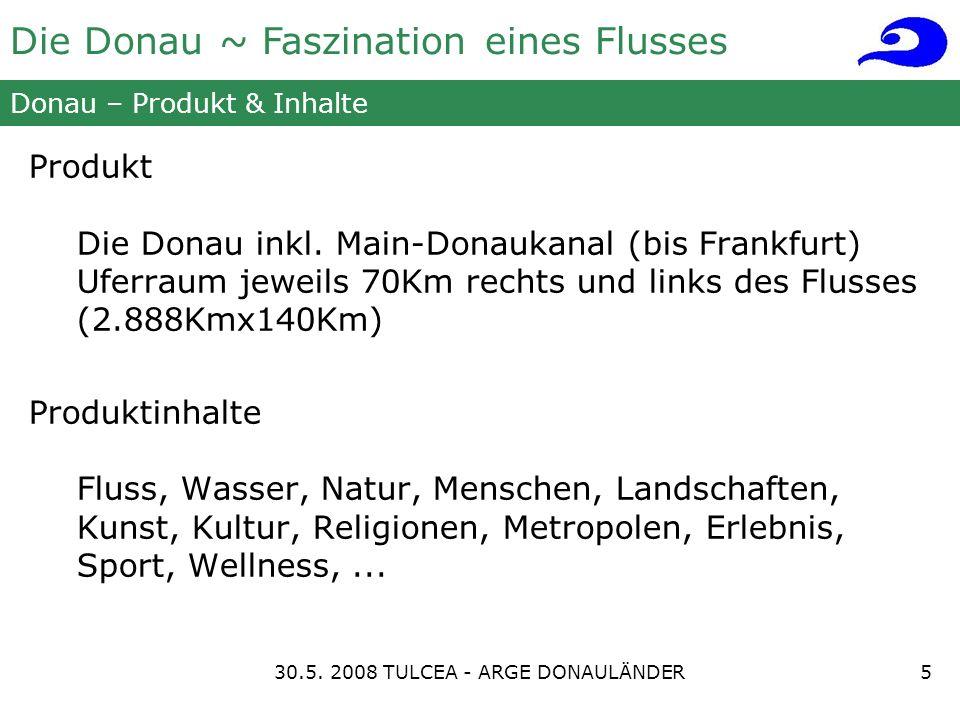 Die Donau ~ Faszination eines Flusses Donau – Produkt & Inhalte Produkt Die Donau inkl.