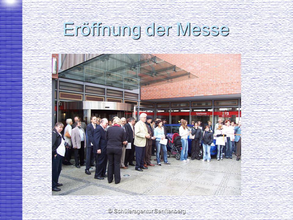 Eröffnung der Messe