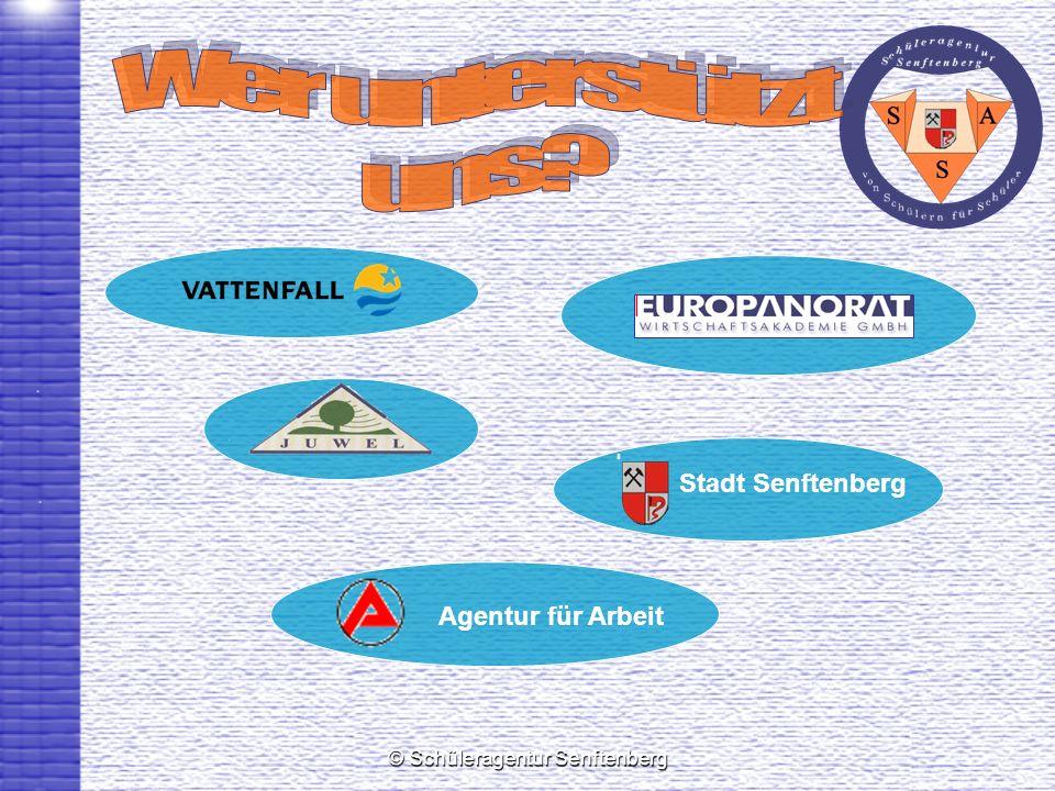 © Schüleragentur Senftenberg Jugendlichen ab der 7.