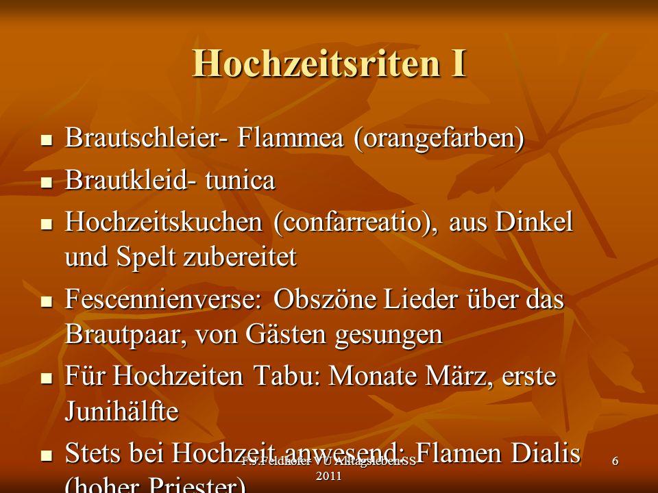 Hochzeitsriten I Brautschleier- Flammea (orangefarben) Brautschleier- Flammea (orangefarben) Brautkleid- tunica Brautkleid- tunica Hochzeitskuchen (co